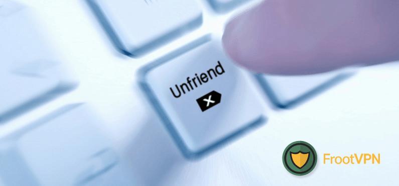 """Don't """"Unfriend"""" a Colleague on Facebook, or Else…"""