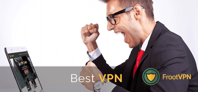 Use FrootVPN to stream your favorite shows anywhere you are this holiday season