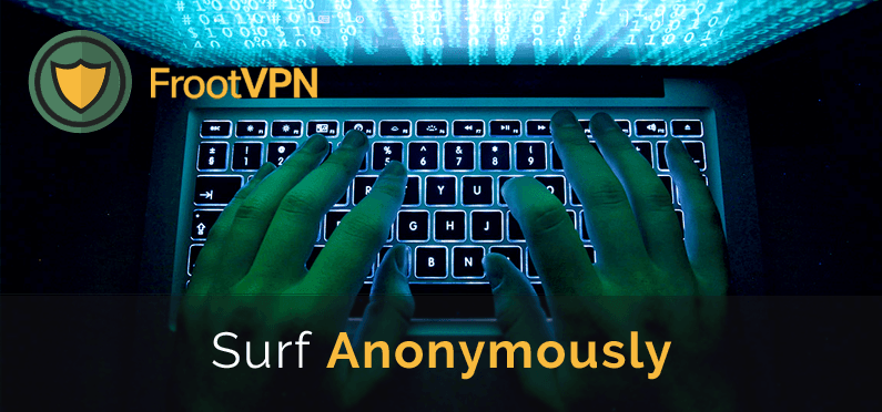 For the working journalists, anonymous web surfing is a Must
