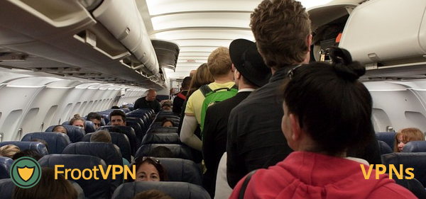 "Use VPN: How Not to ""Get Hacked"" During Your Plane Ride"