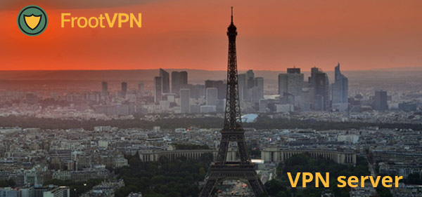 FrootVPN Adds a New VPN Server Location in France